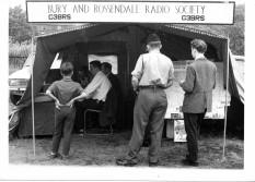 Bury Radio Club at Bury Lions Carnival